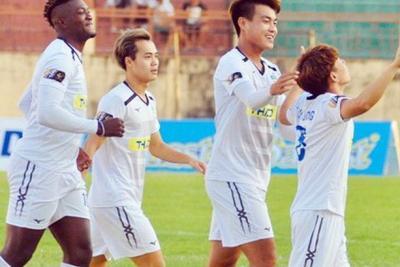 Hoàng Anh Gia Lai chiến thắng Hải Phòng FC trước thềm Tết Canh Tý