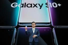Samsung trình làng dòng Galaxy S10 và Galaxy Fold
