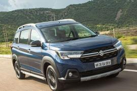 Suzuki XL7, người anh em của Suzuki Ertiga, bất ngờ lộ mặt tại Việt Nam