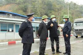 Lạng Sơn triển khai thông quan hàng hóa tại Cửa khẩu Quốc tế Hữu Nghị