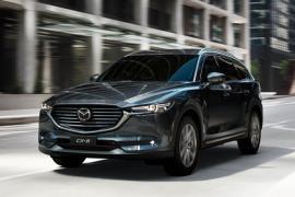 Mazda CX-8 sắp về Việt Nam ứng dụng những tính năng gì?