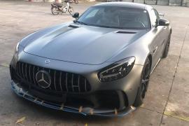 HÀNG 'KHỦNG' MERCEDES-AMG GT R VỀ VIỆT NAM