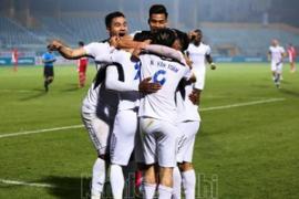 Sau vòng 2 V-League 2020: HAGL tiến vào tốp 3
