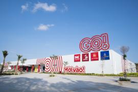 Đại siêu thị Big C tái định vị thương hiệu bằng việc đổi tên thành Đại siêu thị GO!