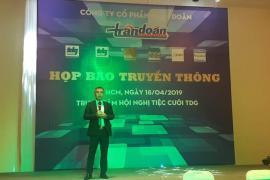 Trần Doãn Group ra mắt thương hiệu mới và công bố chiến lược kinh doanh năm 2019
