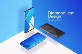 Realme C2 ra mắt: pin 4.000mAh, mặt lưng kim cương, giá từ 86 USD