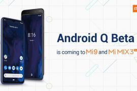 Xiaomi Mi MIX 3 phiên bản 5G: điện thoại 5G đầu tiên được cập nhật Android Q beta
