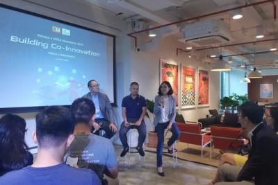 KVision phát động chương đổi mới sáng tạo cùng Cộng đồng Khởi nghiệp Việt Nam