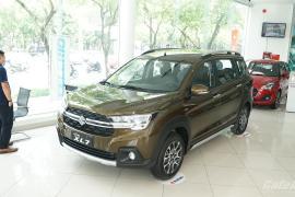 Suzuki XL7 : điểm cộng cho thiết kế