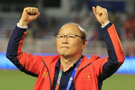 HLV Park tiết lộ 'binh pháp' giúp Việt Nam giành vàng SEA Games 30