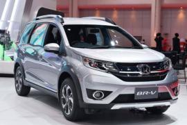Honda âm thầm đưa xe 7 chỗ giá rẻ BR-V về thử nghiệm tại Việt Nam