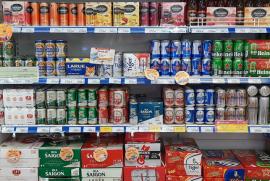 Cạnh tranh khốc liệt trên thị trường bia Việt