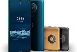 """Ra mắt """"dế"""" Nokia 5.3 sở hữu hiệu năng nổi bật giá """"mềm"""""""