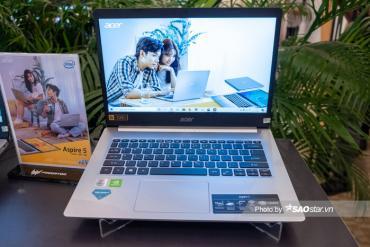 Acer Aspire 5 ra mắt thị trường VN với nhiều trang bị hấp dẫn