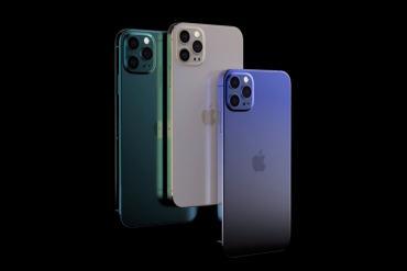 iPhone 12 Pro và Pro Max sẽ có màn hình 120Hz, thân máy mỏng hơn