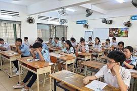 Thành phố Hồ Chí Minh công bố điểm chuẩn tuyển sinh vào lớp 10 công lập