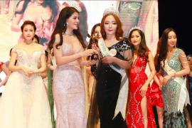 Queen of Beauty World 2019: Nữ hoàng Hanbok Bùi Bích Vân ấn tượng với vai trò Cố vấn sắc đẹp