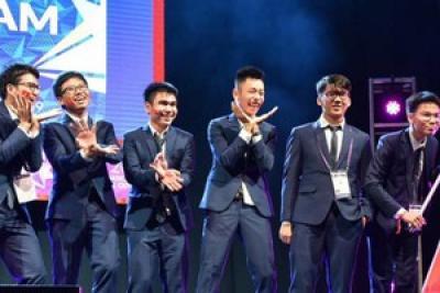 Việt Nam lọt top mạnh nhất thế giới với 2 vàng, 4 bạc tại IMO 2019