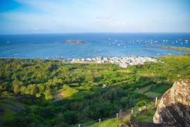Bình minh trên đảo Phú Quý, cảnh đẹp mê hoặc lòng người
