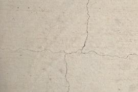 Tường bị nứt chân chim, xử lý sao cho đúng?