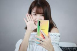 Galaxy Note10: Cuốn hút từ những thay đổi nhỏ nhất