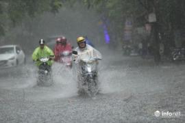 Tin mưa lớn mới nhất và dự báo thời tiết đêm nay, ngày mai 20/9