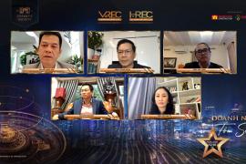 Vinh danh doanh nhân hội viên HREC và VREC