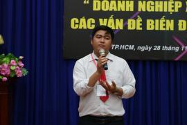 Quán quân Nguyễn Thành Gia tiếp lửa đam mê khởi nghiệp tại talkshow, phát động cuộc thi Hult Prize