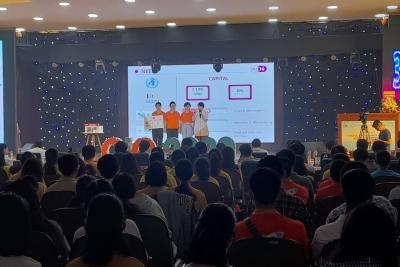 Trao giải cho các dự án xuất sắc tham gia cuộc thi Ý tưởng khởi nghiệp - CiC 2020