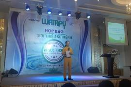 Phúc Nguyễn công bố chương trình sứ mệnh 'Vì sức khỏe hàng triệu gia đình Việt'