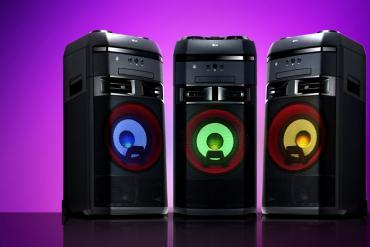 Loa LG XBOOM OL55D có công suất cao lên đến 600 W, giá chỉ 7 triệu đồng